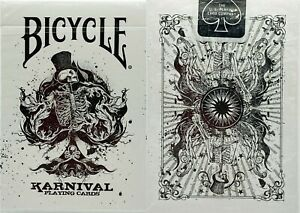 NEW-SEALED-Karnival-Original-Limited-Edition-Playing-Cards-First-Series