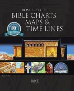 Rose-Book-of-Bible-Charts-Maps-amp-Time-Lines-10th-Anniversary-Edition