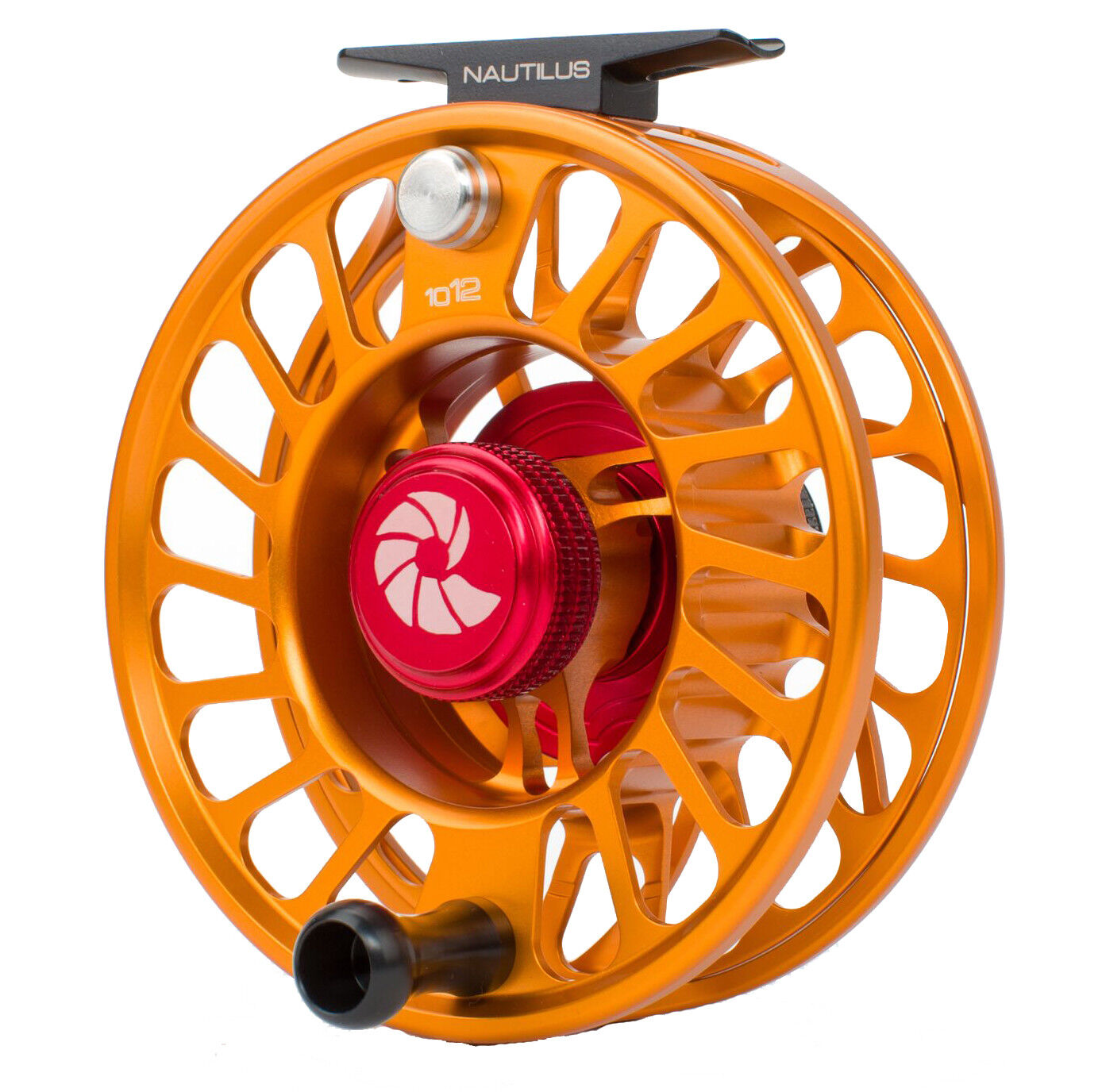 Nautilus CCF-X2 10 12 Fly Fishing Reel - orange (10-12  WT) NEW  - Free US Ship  low 40% price