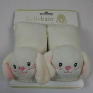 Brand New Kellybaby 2 Pack Baby Seatbelt Covers Pink Elephant