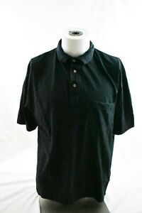 St-Johns-Bay-Mens-L-Cotton-Short-Sleeve-Polo