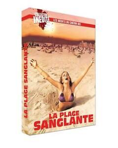 Dvd-nf-LA-PLAGE-SANGLANTE-BLOOD-BEACH-PLAYA-SANGRIENTA-Jeffrey-BLOOM-horreur