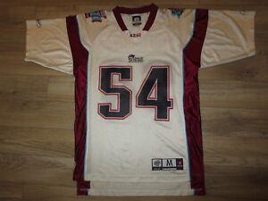 Details about Tedy Bruschi #54 New England Patriots Super Bowl NFL Reebok Jersey Medium M