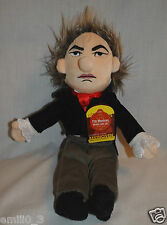 """NEW WITH TAGS 12"""" LITTLE THINKERS PLUSH LUDWIG VAN BEETHOVEN  COLLECTIBLE ITEM"""
