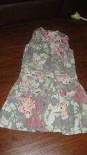 BOUTIQUE CAKEWALK 128 8 FLORAL DRESS