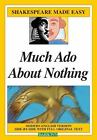 Shakespeare Made Easy: Much Ado about Nothing by William Shakespeare (2009, Paperback)