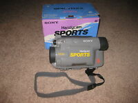 Sony Psk-trx2 Handycam Sports Pack Underwater Shell Video 8 - Brand