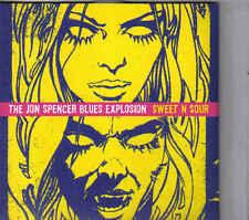 The John Spencer Blues Explosion-Sweet N Sour cd single