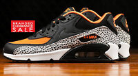 BNIB New Women Nike Air Max 90 Safari White Black Grey size 4 5 6 uk sizes