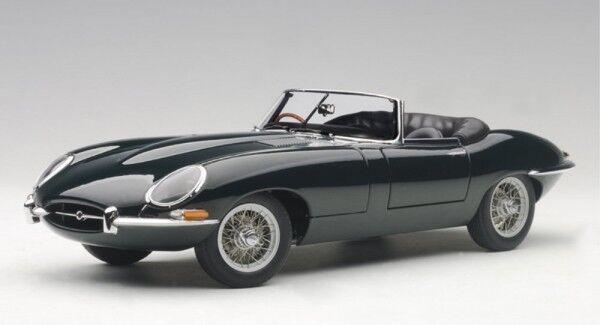 Kaifu accueille à à à la maison avec Fu Jaguar E-Type Roadster Series I 3.8 (British Racing Green) 1961 | Dernière Arrivée  | Couleur Rapide  fce02c