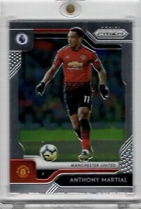 2019-20-Panini-Prizm-Premier-League-67-Anthony-Martial-Manchester-United-EPL
