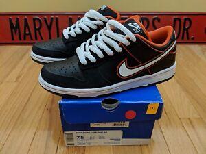 online store 0d022 c1fd8 Image is loading Nike-Dunk-Low-Pro-SB-Giants-Orange-Blaze-