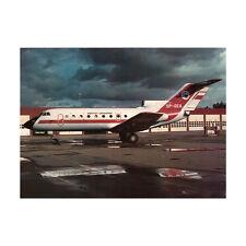 Polish Government - YAK 40 - Aircraft Postcard - Good Quality