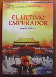 El-ultimo-Emperador-DVD-Bernardo-Bertolucci-Peter-O-039-Toole-NUEVO-PRECINTADO