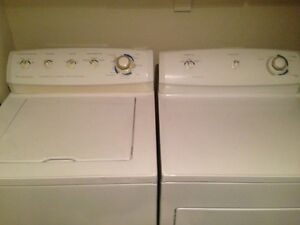 Frigidaire Gallery Washer And Dryer Set