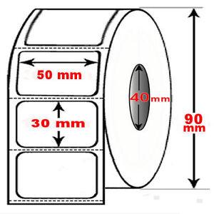 Rotolo-da-1800-etichette-adesive-mm-50x30-Termiche-1-pista-anima-40