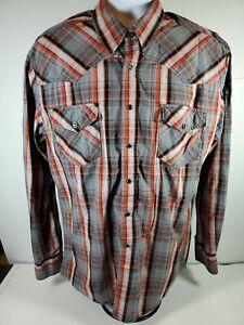 Cinch Modern Fit Pearl Snap Shirt Men's