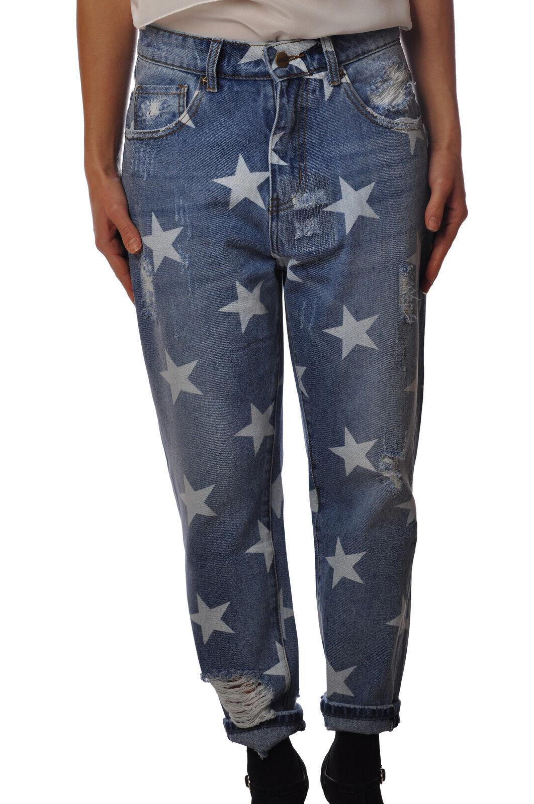 KENGSTAR  -  Pantalones - damen - Dril de algodón - 3136013A184401