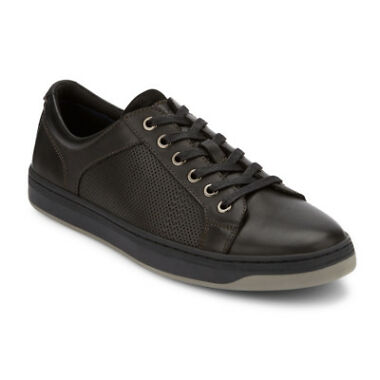 Dockers Men's Kostner Leather Lace-up Rubber Sole Sneaker Shoe
