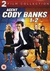 Agent Cody Banks / Agent Cody Banks 2 - Destination London (DVD, 2013, 2-Disc Set)