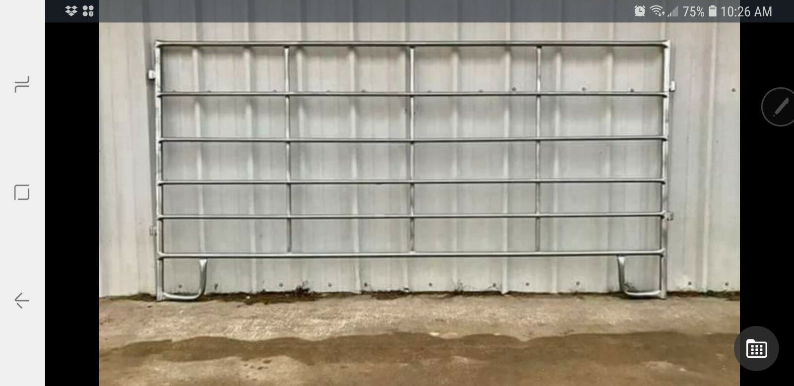 NEW 100' x 200' Team Roping  Arena Corral Catch and Holding Pens Roping Boxes  limited edition