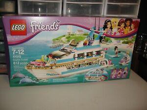 LEGO FRIENDS RETIRED DOLPHIN CRUISER FROM 2013 # 41015 NIB