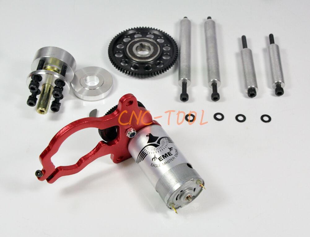 Professionelle elektromotor starter fr eme55-ii, dle55 benzin - motor 3-12v