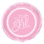 thumbnail 11 - PINK HEARTS Baby Shower Party Range - Girl Tableware Balloons & Decorations