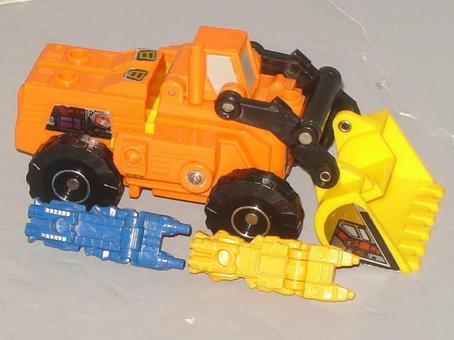 G1 TRANSFORMERS AUTOBOT TARGETMASTER SCOOP COMPLETE PROF:CLEANED LOT   4
