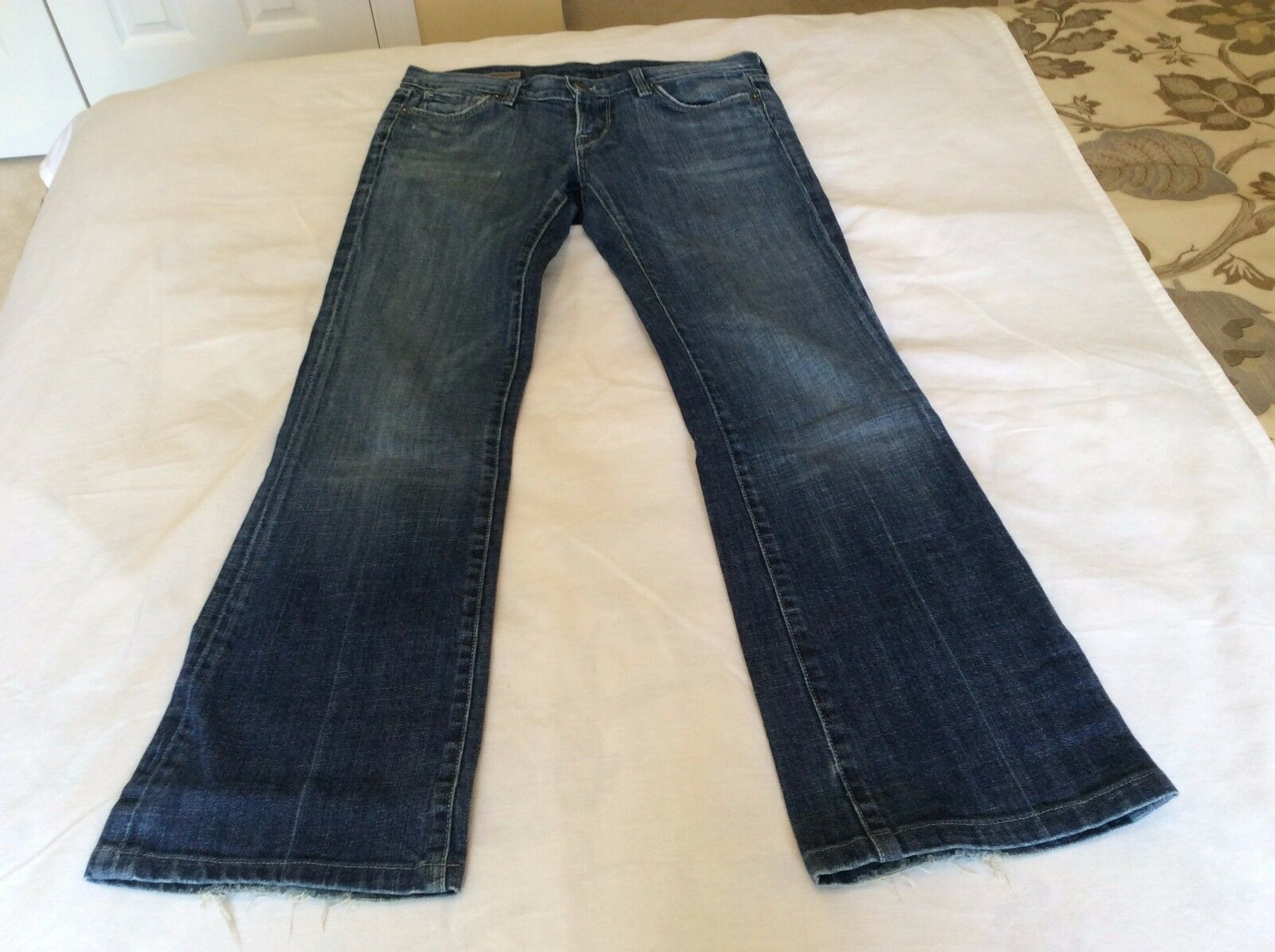 Citizens Of Humanity COH Kelly Stretch Low Waist Bootcut Jeans 27