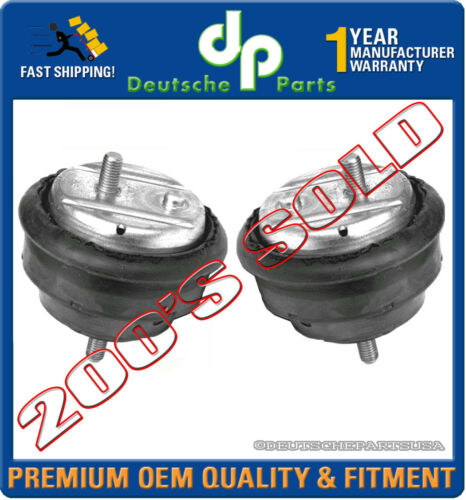 HYDRAULIC Engine Motor Mount Mounts 22116779970 22 11 6 779 970 SET for BMW E46