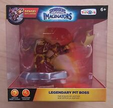 SKYLANDERS IMAGINATORS SENSEI LEGENDARY PIT BOSS FREE US SHIPPING