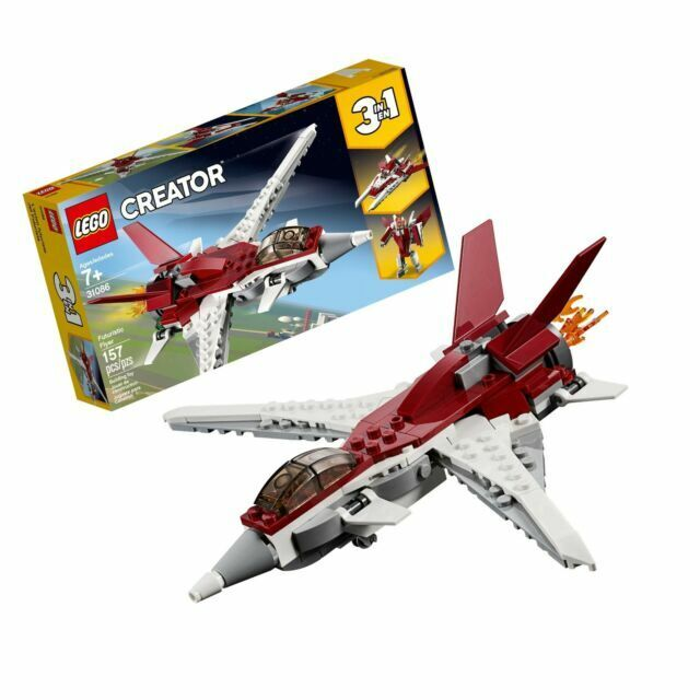 NEW LEGO Creator 31086 Futuristic Flyer 3-in-1