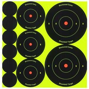 Birchwood Casey Shoot.n.c Objectifs * Toutes Tailles * Tir Airgun Fusil De Chasse-afficher Le Titre D'origine Handicap Structurel