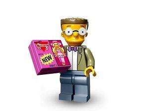 LEGO-Minifigures-Minifiguras-71009-The-Simpsons-Serie-2-Waylon-Smithers