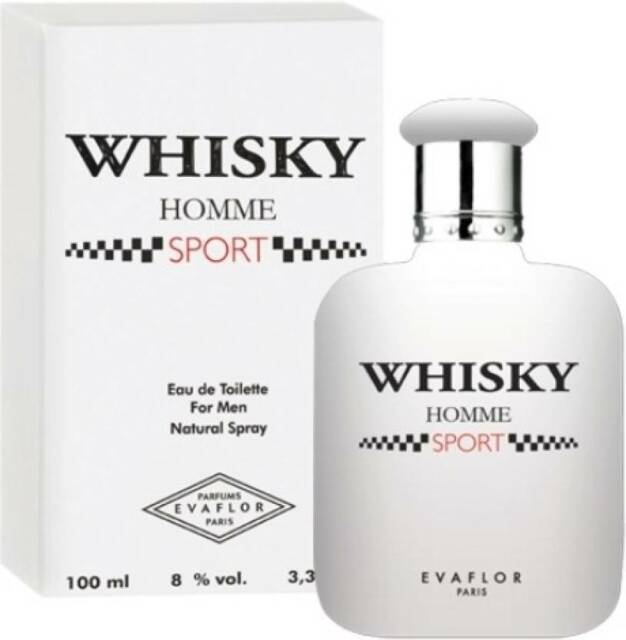 19b4376a51271 EVAFLOR Whisky Homme Sport EDT - 100 Ml (for Men)   eBay