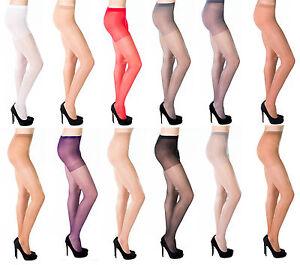 Classic-Tights-By-Sentelegri-15-Or-20-Denier-Sheer-Matt-Available-14-colours