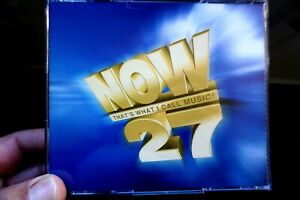 Ahora-que-es-lo-que-yo-llamo-musica-27-CD-en-muy-buena-condicion