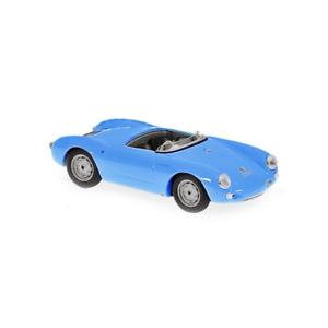 Maxichamps 940066031 Porsche 550 Spyder 1955 blå 1 43 Echelle
