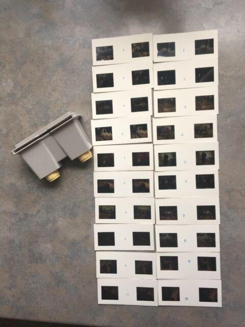 DDR Spielzeug Stereomat Stereobetrachter incl. 3D- Karten
