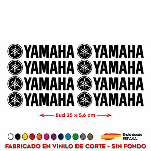8X-PEGATINAS-YAMAHA-VINILO-PACK-ADHESIVO-LOGO-KIT-MOTO-DECAL-25-CM-x-5-6