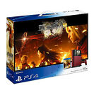Sony PlayStation 4 FINAL FANTASY Type-0 HD Suzaku Edition 500GB Red Console