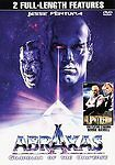 Abraxas: Guardian of the Universe/Slipstream (DVD, 2003, Double Feature)