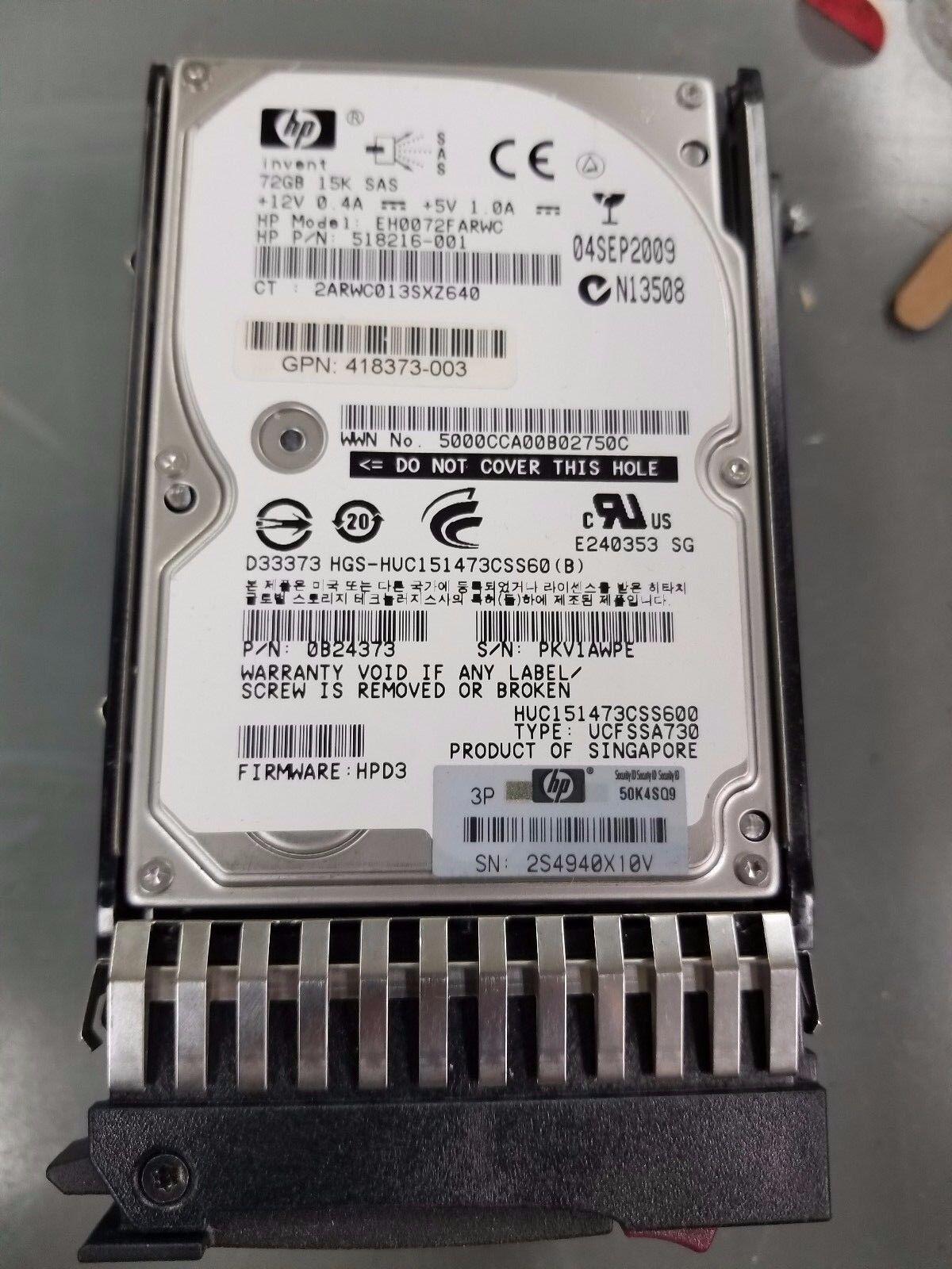 418373-008 HP 418373-008 HP 418373-008