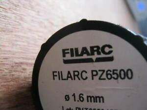FILARC PZ6500 1.6mm Mild Steel Tig Filler Welding Rods 5kg ...