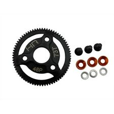 Hot Racing STE873 73 Tooth 48 Pitch Spur Gear Steel Traxxas Slash 2wd