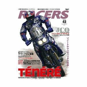 RACERS-Vol-43-YAMAHA-YZE750T-XT600-YZE920-YZE750-XTZ850R-Book