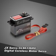 Original JX CLS6336HV 6.0V-7.4V Digital Metal Gear Servo for 1//8 RC Car E1S6