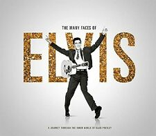 MANY FACES OF ELVIS 3 CD BOX-SET NEU