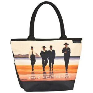 Tasche Handtasche Zum Umhängen Shopper Damen Jack Vettriano The Billy Boys 4179